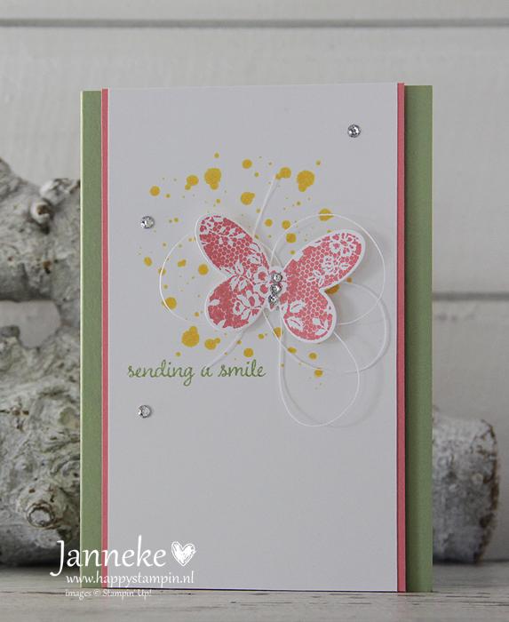 Stampin' Up! – Sending a Smile