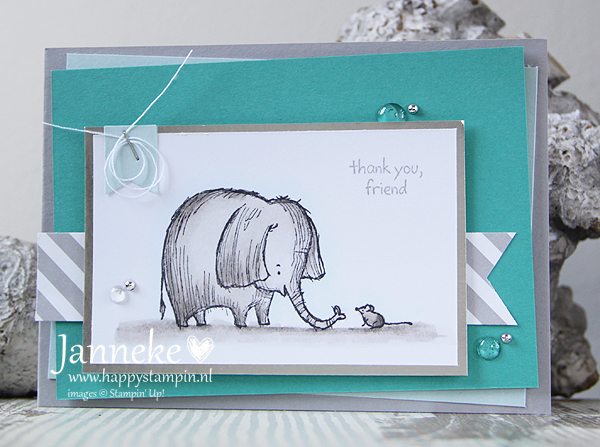 Stampin' Up! – Thank You, Friend