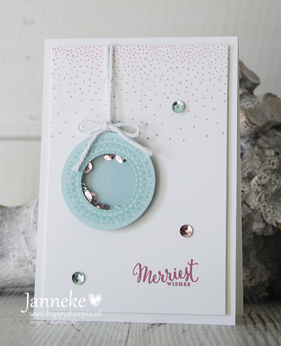 Stampin' Up! – Merriest Wishes
