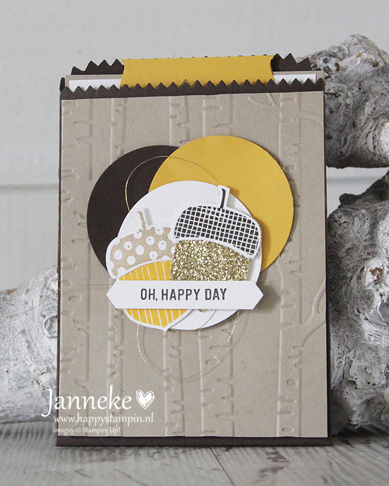 Stampin' Up! – Oh, happy day