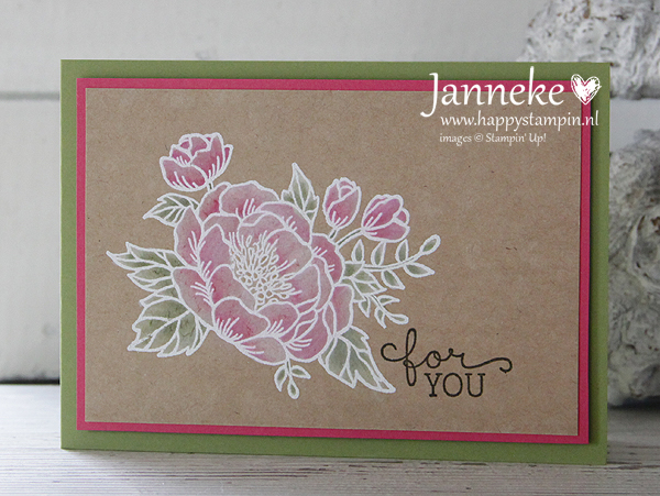 Stampin' Up! – For You