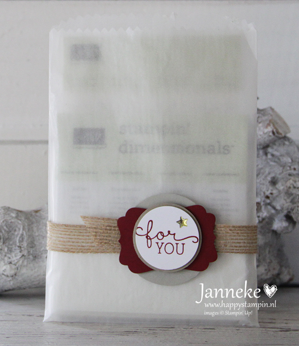 Stampin' Up! – Team Gifts
