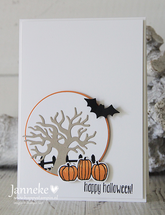 Stampin' Up! – Happy Halloween