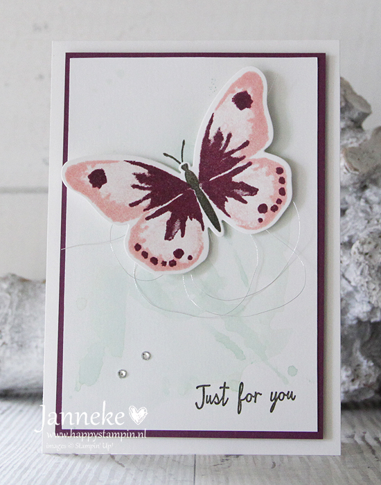 Stampin' Up! – Just for You