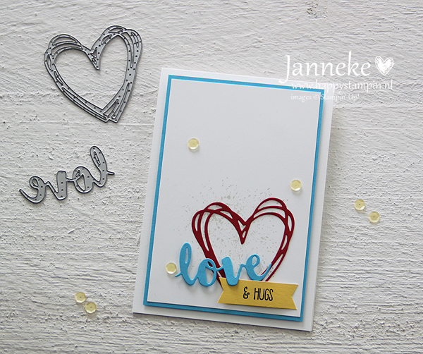 Stampin' Up! – Love & Hugs