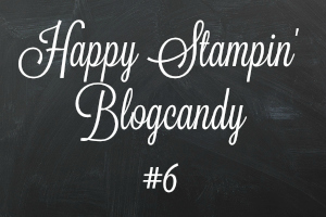 Stampin' Up! – Blog Candy #6