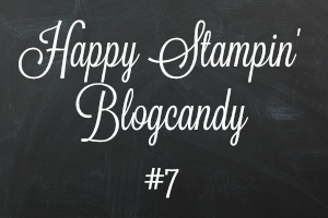 Stampin' Up! – Blog Candy #7