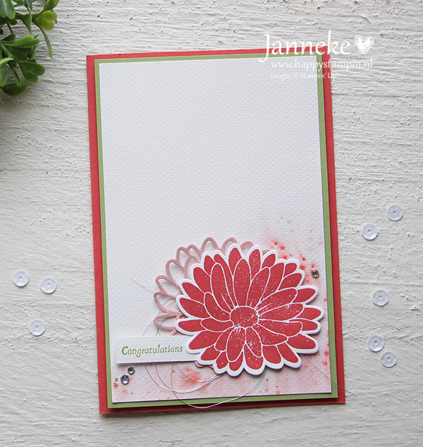 Stampin' Up! – Congratulations
