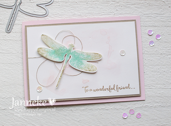 Stampin' Up! – To a wonderful friend