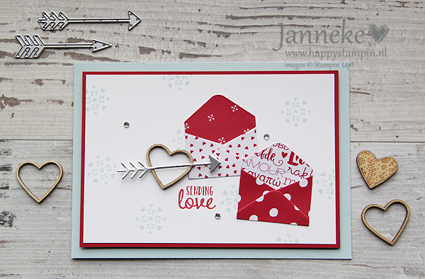 Stampin' Up! – Sending Love