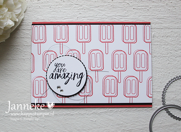 Stampin' Up! – You are Amazing