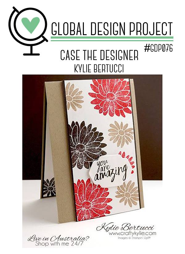Stampin' Up! – Celebrate #GDP076