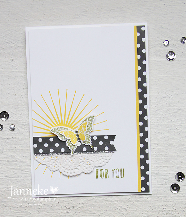 Stampin' Up! – For You #GDP075