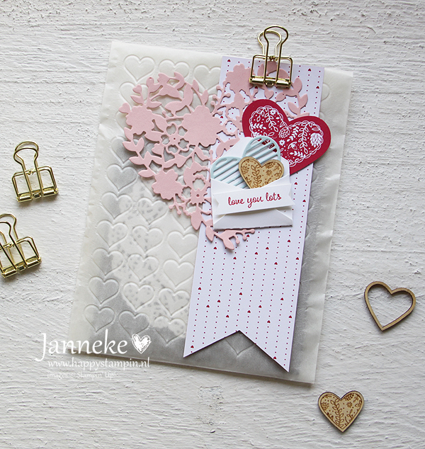 Stampin' Up! – Love You Lots