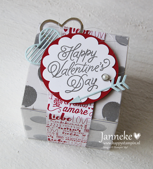 Stampin' Up! – Happy Valentine's Day