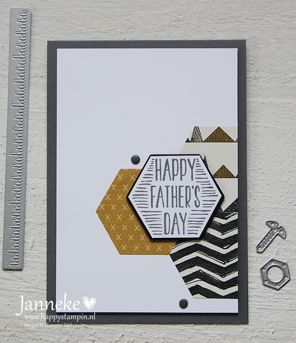 Stampin' Up! – Happy Father's Day