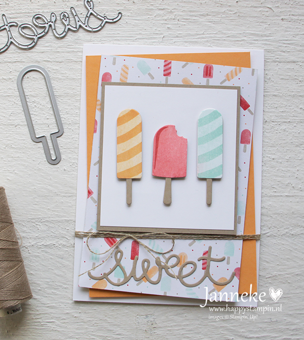 Stampin' Up! – Sweet
