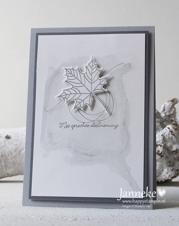 Happy Stampin' Stampin' Up! Deelneming