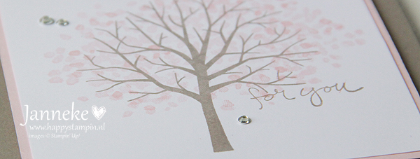 Stampin' Up! Happy Stampin' Sheltering Tree - For You