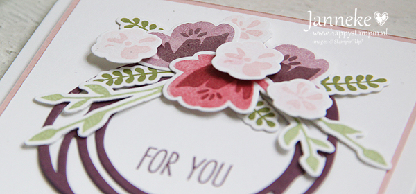 Happy Stampin' Stampin' Up! For You