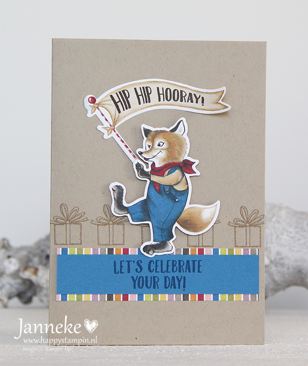 Stampin' Up! – Hip Hip Hooray!