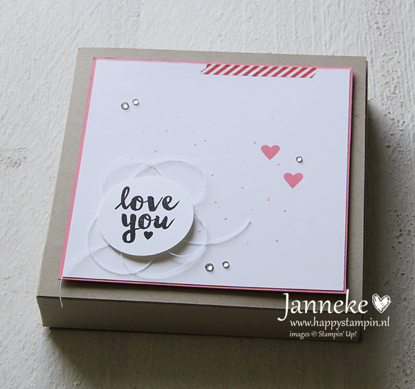 Stampin' Up! – Love You