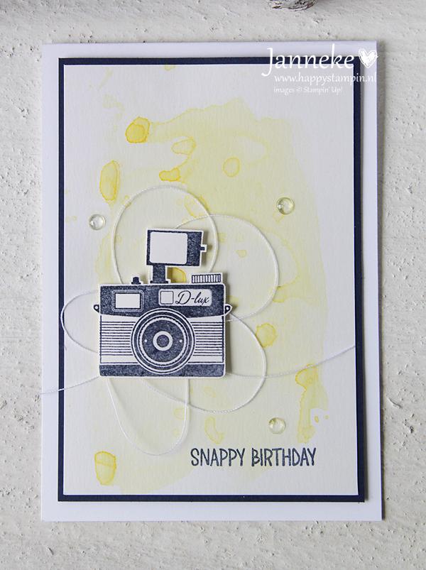 Stampin' Up! – Snappy Birthday #GDP081