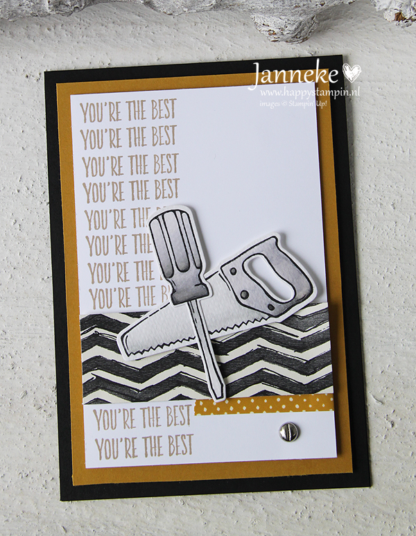 Stampin' Up! – You're the Best