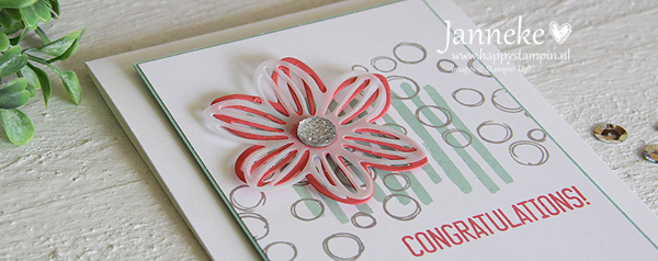 Happy Stampin' Stampin' Up! Congratulations