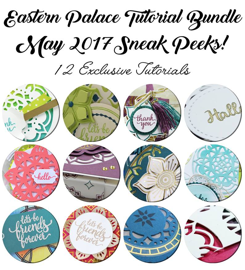 Stampin' Up! – Eastern Palace Bundle