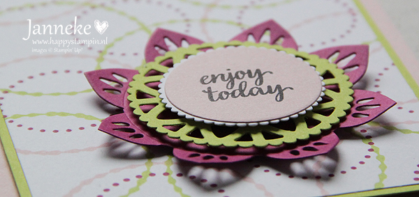 Stampin' Up! – Enjoy Today