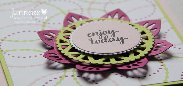 Stampin' Up! – Enjoy Today