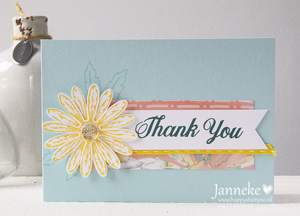 Happy Stampin' Stampin' Up! Daisy Delight