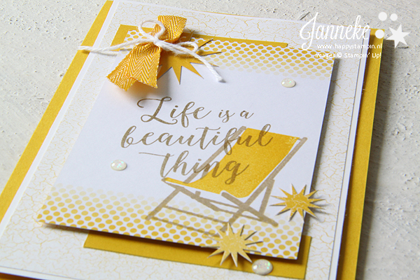 Stampin' Up! – Life is a Beautiful Thing