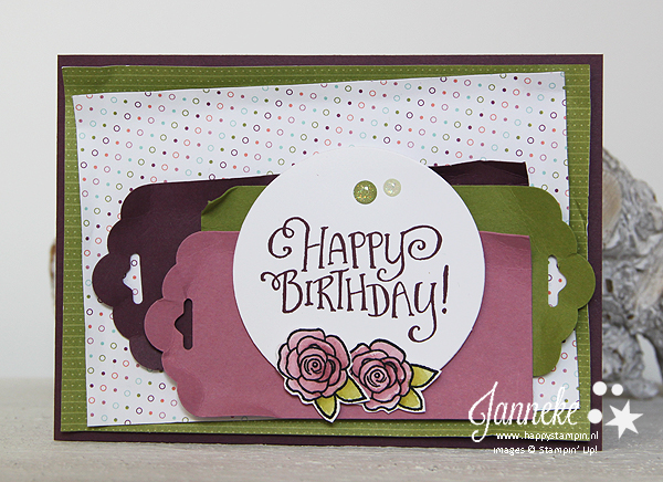Stampin' Up! - Happy Stampin' - Better Together