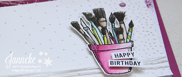 Stampin' Up! – Happy Birthday #GDP090
