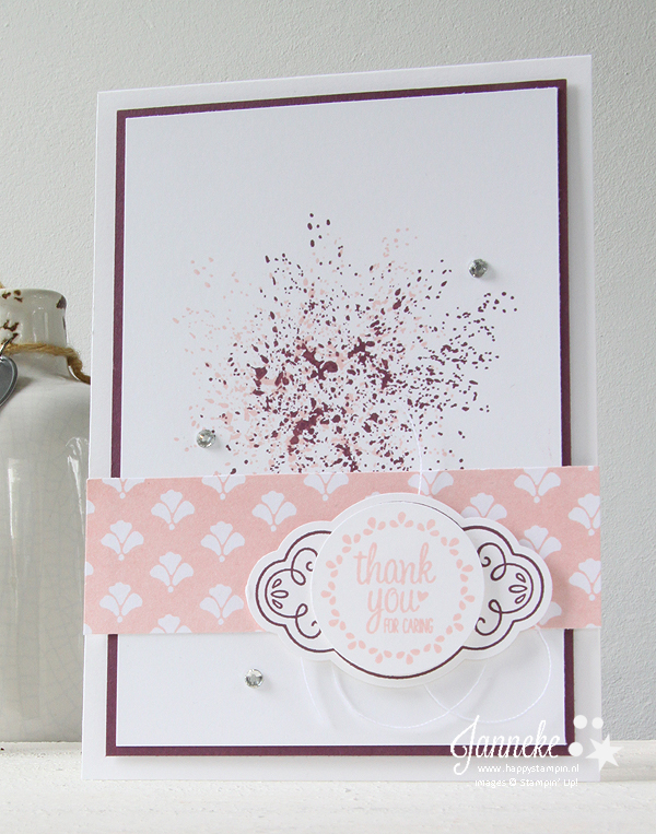 Happy Stampin' Stampin' Up! Pretty Label Label me Pretty