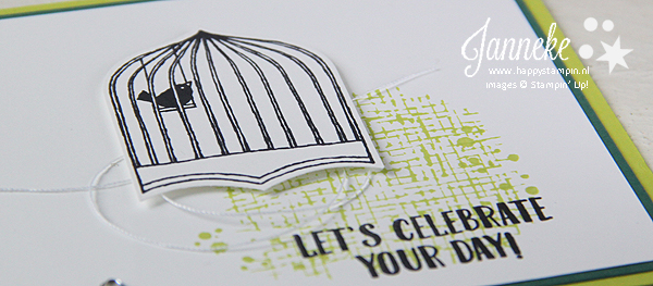 Stampin' Up! – Let's celebrate tour day!