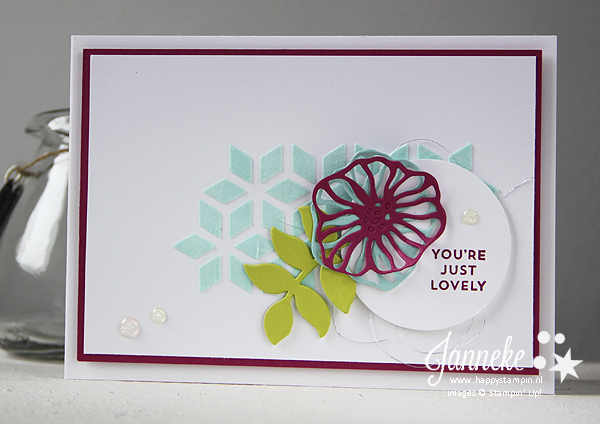 Stampin' Up! - Happy Stampin' - Oh So Eclectic