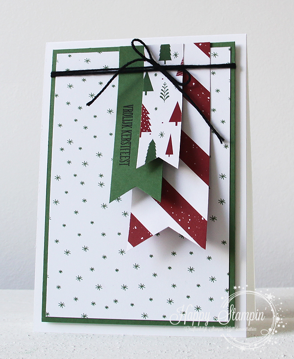 Stampin' Up! – Vrolijk Kerstfeest GDP098