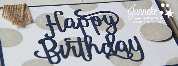 Stampin' Up! – Happy Birthday & You Tube