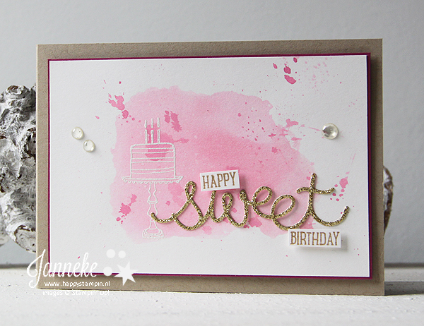 Stampin' Up! Happy Stampin'