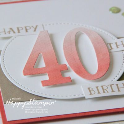Stampin' Up! – Be Inspired Design Team bloghop