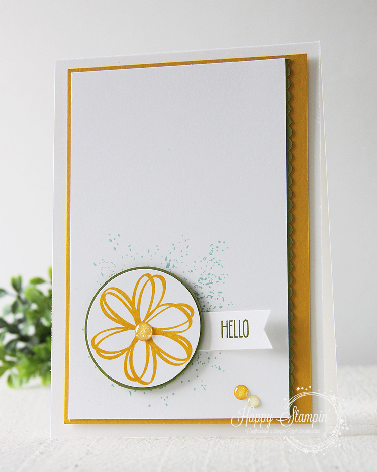 Stampin' Up! - Happy Stampin' - Janneke de Jong - Sunshine Sayings