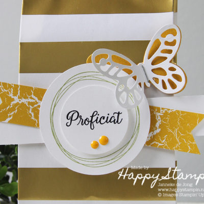 Stampin' Up! – Proficiat team bloghop