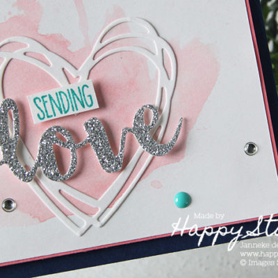 Stampin' Up! – Sending Love #GDP101