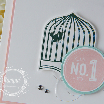 Stampin' Up! – Just add Ink #372