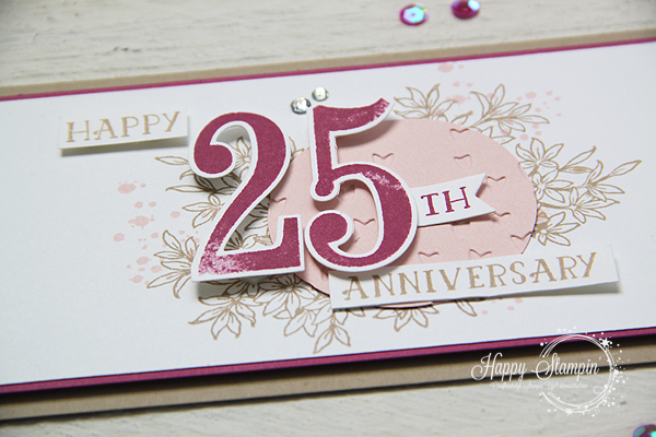 Stampin' Up! – 25th Anniversary #GDP099