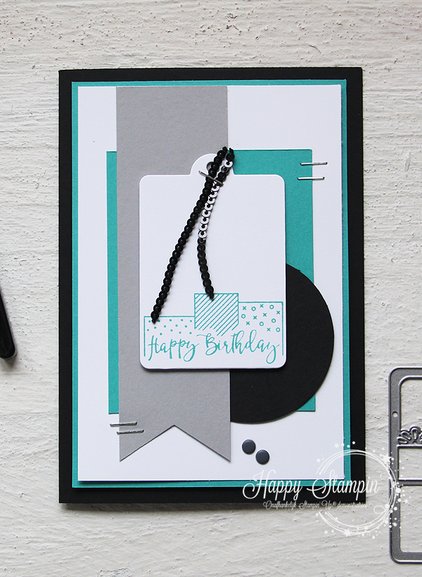 Stampin' Up! - Happy Stampin' - Celebration Time