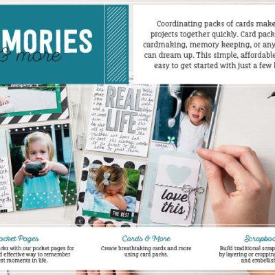 Stampin' Up! – Memories & More Workshop